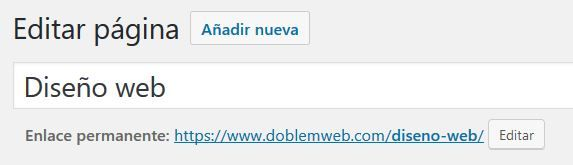 URLs agradables