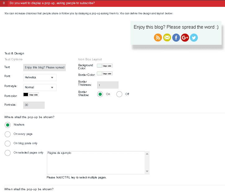 plugin de WordPress para redes sociales